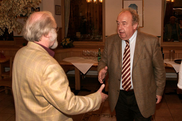 2. Nationalratspräsident Fritz Neugebauer