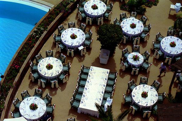 Hochzeitstafel - Funchal