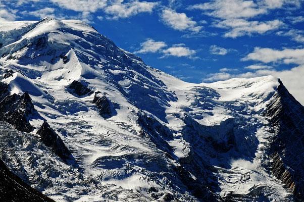 Mont Blanc - Frankreich