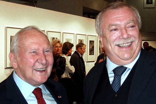 Franz Huomann & Michael Häupl