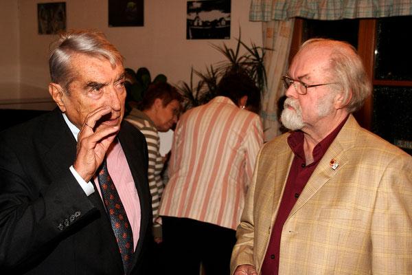 Ex-Bürgermeister Dr. Helmut Zilk