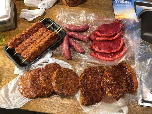 Unser BBQ-Paket