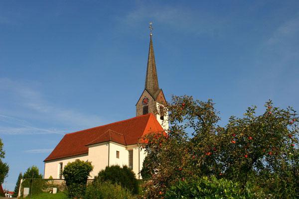 Kirche Hergensweiler