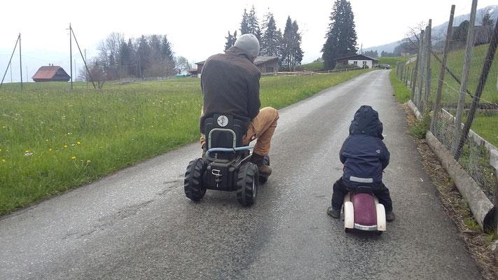 Vater und Tochter ;-)