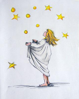 Illustration für ein Märchen
