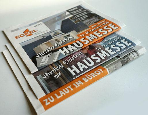 Zeitungsbeilage