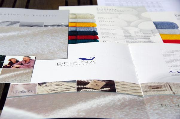 Produktbroschüre Frottierwaren
