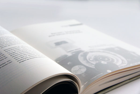 Buchgestaltung (dt. Fotobuchpreis Silber, Kategorie Fachbuch)