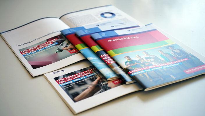 Geschäftsbericht der Handwerkskammer der Pfalz (seit 2008)