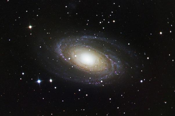 Messier M81 - Metadaten liegen leider nicht vor.