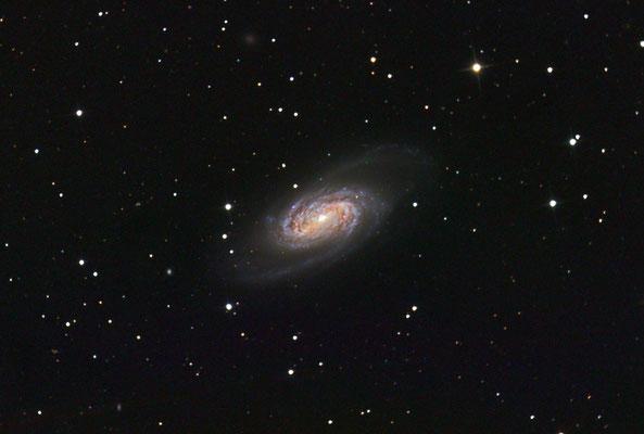 NGC2903 am 06.04.2018 - LUM 13x600s 1x1 full -25Grad, Pos.1822 mit Darks und Flats - RGB je 6x300s 2x2, full, -25Grad, Pos.1822 mit Darks und Flats