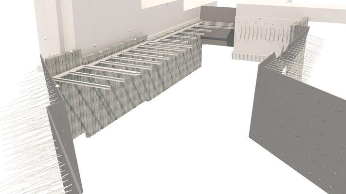 Geotechnisches-Bauwerk-Modell
