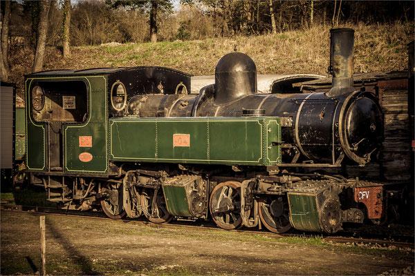 Train Vapeur du Mastrou à Boucieu le Roi
