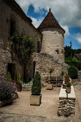"""Rocamadour - Hotel """"Château Vieilles Tours"""""""
