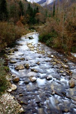 Rivière d'Echevis