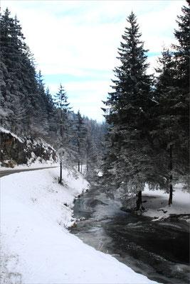 Vallée allant à Méaudres