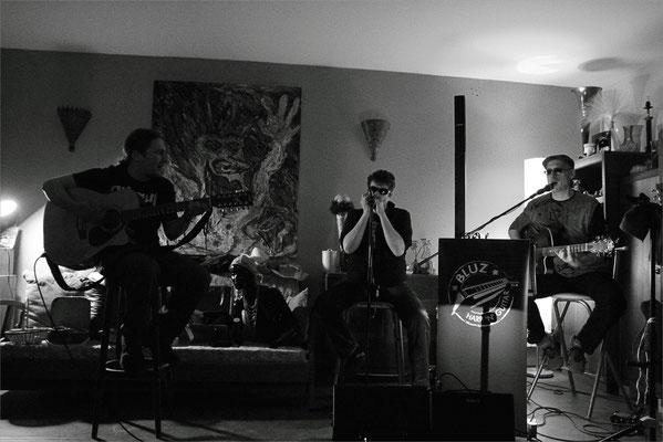 Concert de ZU à l'Estanco (Lens-Lestang)