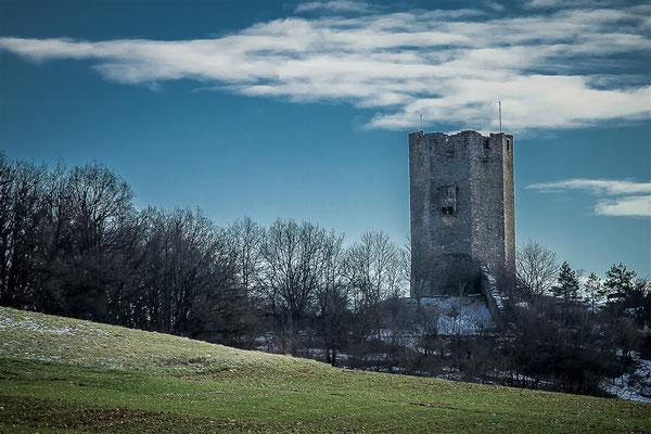 Tour de Ratières (Drôme)