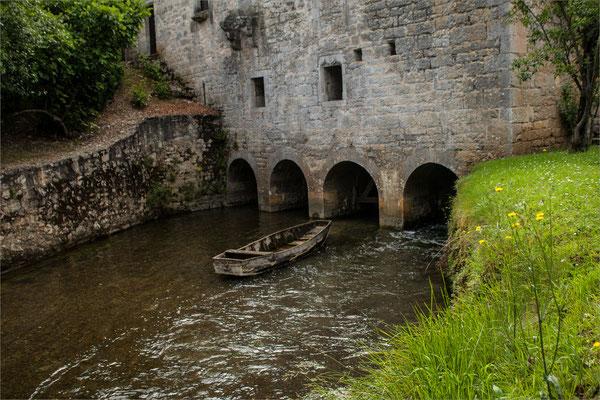 Rocamadour - Moulin de Cougnaguet