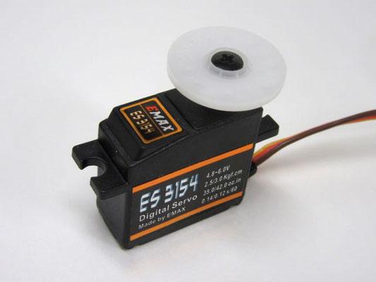 ES3154は多用途向きなので、ミュゼットではラダーに使用。