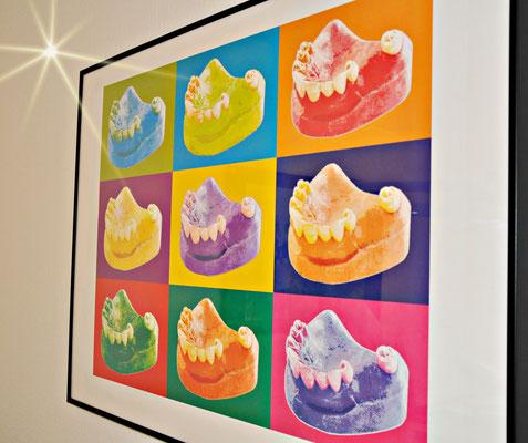 Impressionen in der Zahnarztpraxis Berthold Pilsl in Garmisch-Partenkirchen