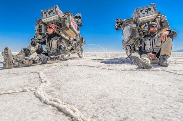 Salt Desert | Salzwüste
