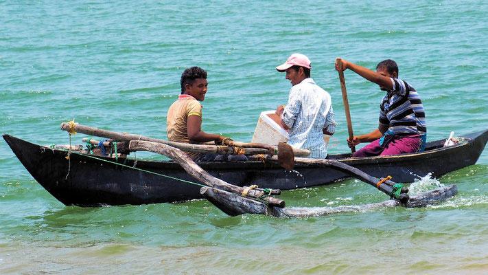 Rückkehr - Subsistenzfischer bei Mutur