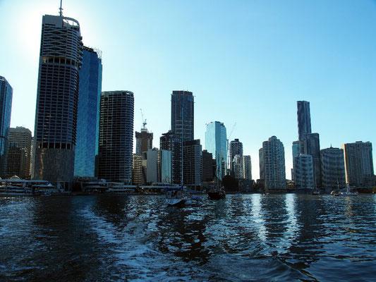 Skyline 2 von Brisbane
