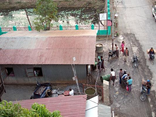 Familienbetrieb Tankstelle - Alles unter einem Dach