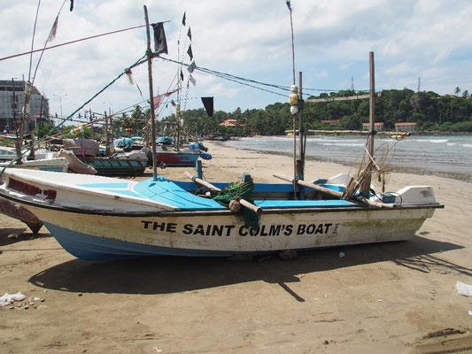 ... und sein Fischerboot