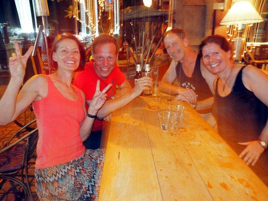 Vergnüglich - Essen mit Michael und Kathrin