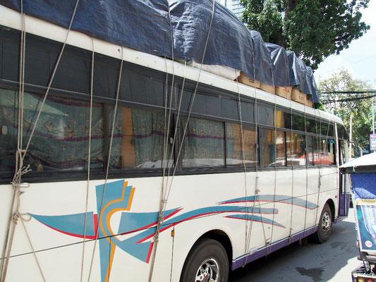 Mehr geht nicht - Transport auf kambodschanisch