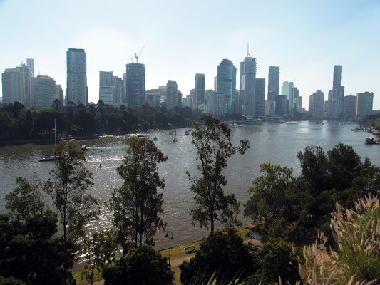 Skyline 1 von Brisbane