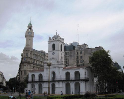 Cabildo (erbaut als Regierungssitz, heute Museum)