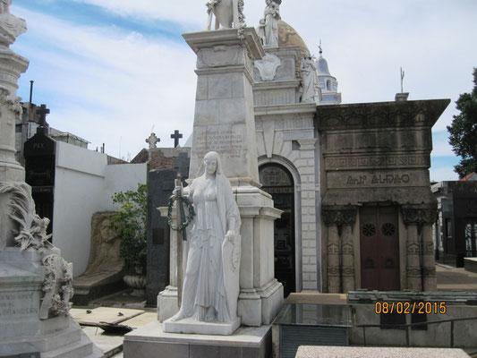 Der Friedhof  - la  Recoleta