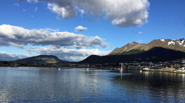 Guten Morgen Ushuaia