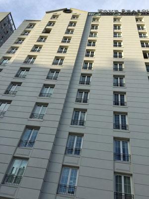 Wir sind zurück im Four Seasons Hotel in Buenos Aires, ...