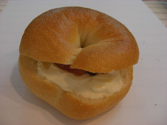 クリームチーズジャム ¥180
