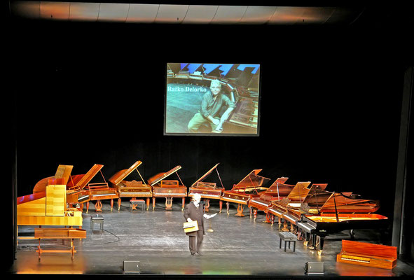 History of the Piano, Stadthalle Gifhorn