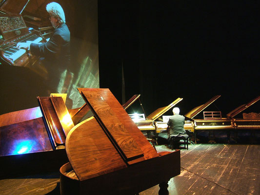 History of the Piano, Theo-Otto-Theater, Remscheid