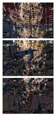 """""""sotto l'asfalto"""" / AD009-09 / formati: originale [o] cm 30 x 60 - riproduzione ridotta [r] cm 19 x 38"""
