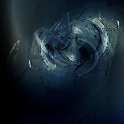 """""""VII"""" / AD007-07 / formati: originale [o] cm 50 x 50 - riproduzione ridotta [r] cm 20 x 20"""