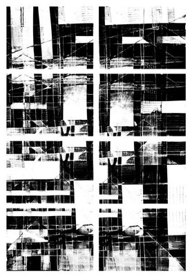 """""""anime di carbone"""" / AD009-06 / formati: originale [o] cm 60 x 80 - riproduzione ridotta [r] cm 36 x 50"""
