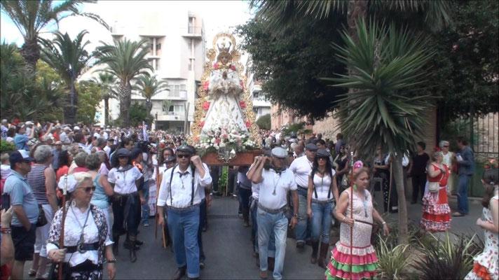 Torrevieja Virgen del Rocío