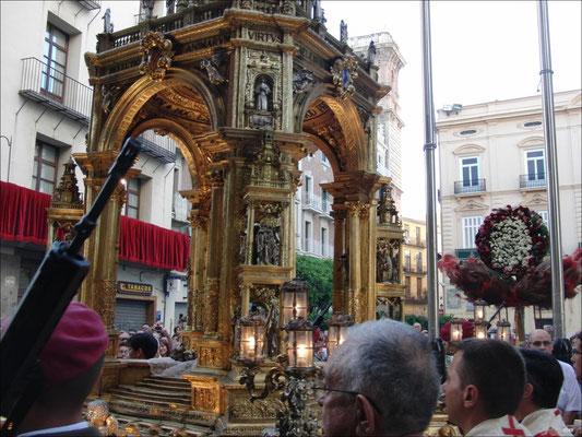Valencia - Procesión del Corpus