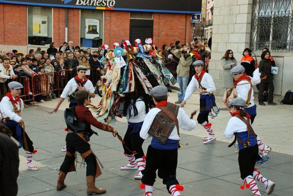 Fiesta de la Vaquilla en Colmenar Viejo