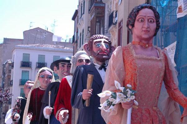 Fiestas de San Bernabé en Logroño - Pasacalles