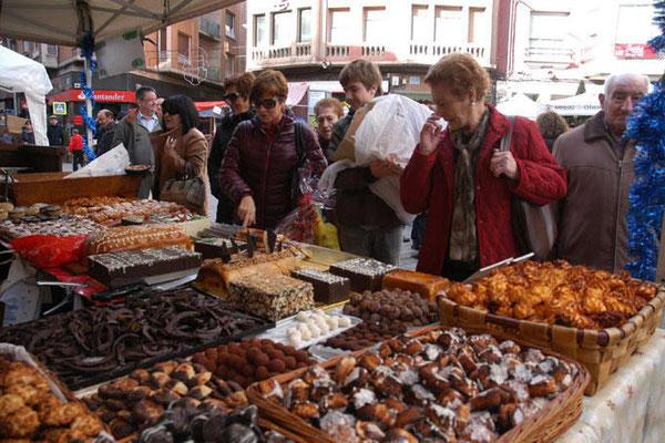 Mercado Navideño de Santa Lucía en Arnedo