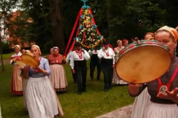 Día de Cantabria o Día de la Montaña en Cabezón de la Sal