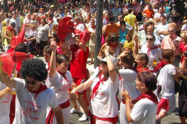 Festival de Exaltación del Cangrejo de Río en Herrera de Pisuerga